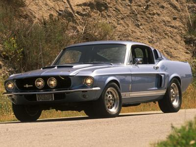 40. 1967 Shelby GT500
