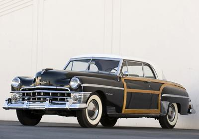 82. 1950 Chrysler Town & Country