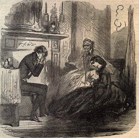 an analysis of the character of mrs joe in great expectations by charles dickens Character foils in great expectations one of the most how does charles dickens create character and setting in he is the subject of mrs joe's tyrant.