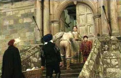 Замки Англии С Привидениями
