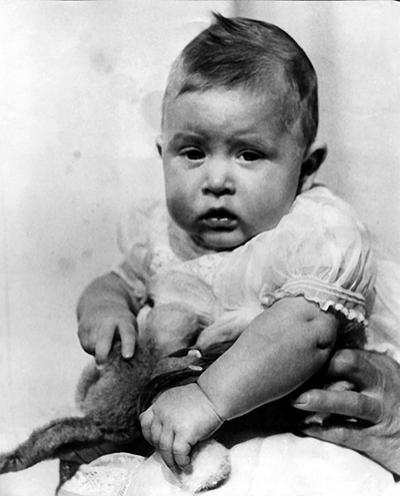 33 архивные детские фотографии британской королевской семьи