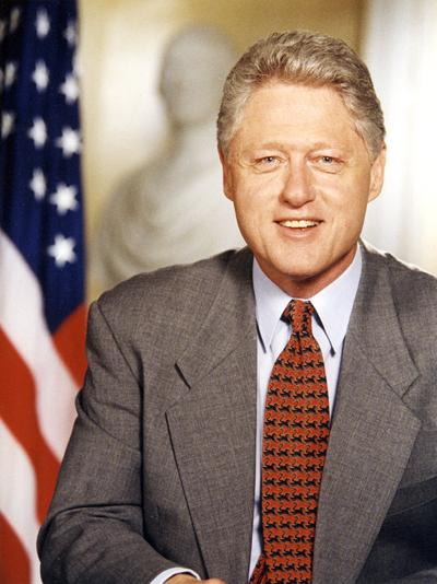 Билл Клинтон (Bill Clinton), политик, экс-президент США 