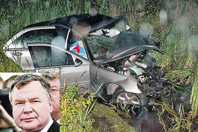 До автокатастрофы Виктор Шершунов руководил Костромской областью на протяжении 11 лет. Похороны губернатора состоялись на Центральном кладбище Костромы.