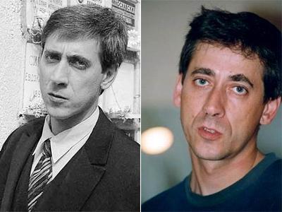 Говоря об известных ролях Евгения, нельзя не вспомнить такие фильмы, как «Нежный возраст» (1983), «Узник замка Иф» (1988), «Мечты идиота» (1993), «Графиня де Монсоро» (1997), а также телепередачи, ведущим которых он был: «Семь бед - один ответ», «Пойми меня», «Золотой Шар» и «Про фото».