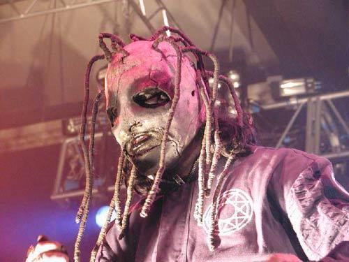Slipknot в масках фото