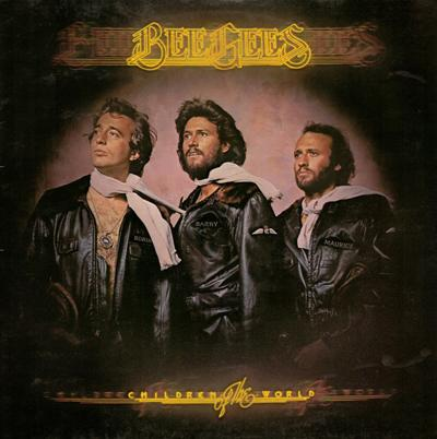 Bee Gees - «Children of the World» (1976)