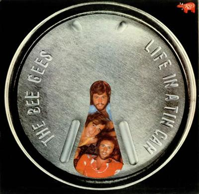 Bee Gees - «Life in a Tin Can» (1973)
