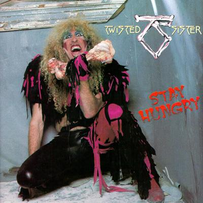 Twisted Sister - �Stay Hungry� (1984)