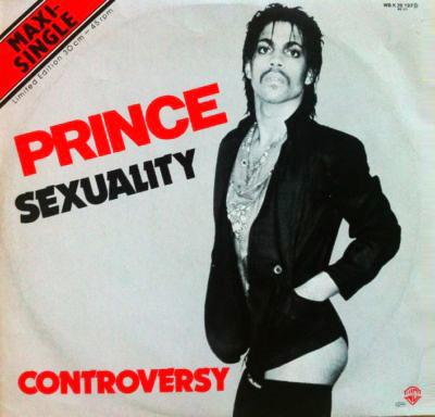 Prince - «Sexuality / Controversy» (1982)