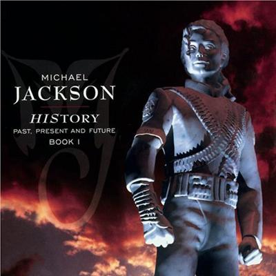 Michael Jackson - «HIStory: Past, Present and Future - Book I» (1995)