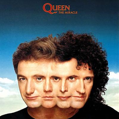 Queen - «The Miracle» (1989)