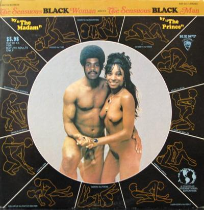Rudy Ray Moore - «The Sensuous Black Woman Meets the Sensuous Black Man» (1971)