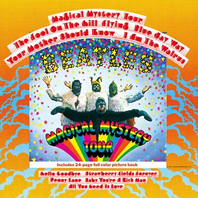 The Beatles - «Magical Mystery Tour» (1967)