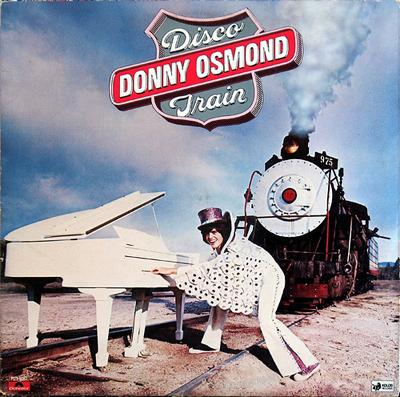 Donny Osmond - «Disco Train» (1976)