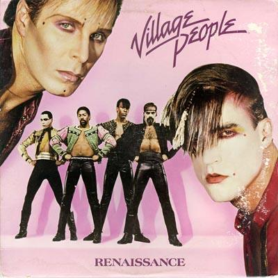 Village People - «Renaissance» (1981)