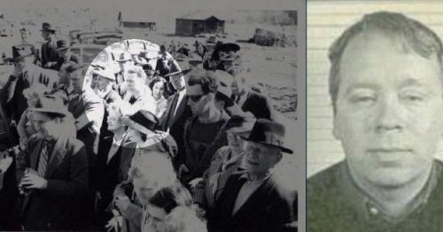 странные фото из прошлого с людьми из будущего