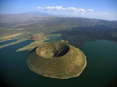 Топ-7 самых удивительных вулканических кратеров