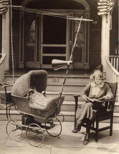 Радиоколяска (1921)