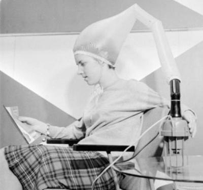 Устройство для сушки волос (1940-е)