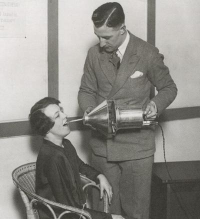 Прибор для санации рта (1920-е)