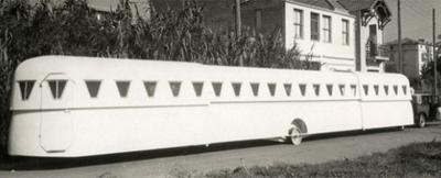 Раздвижной фургон (Франция, 1934)