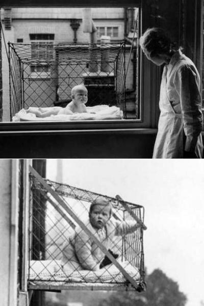 Клетка для детей (1937)