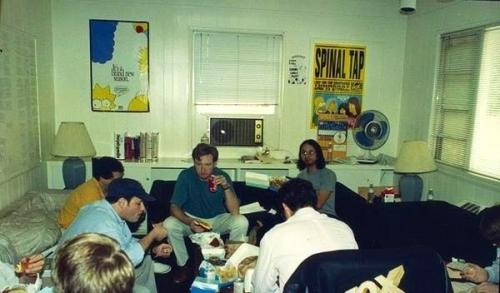 """Создание новых эпизодов мультсериала """"Симпсоны"""", 1992 г."""