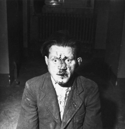 Охранник из Бухенвальда, 1945 г.