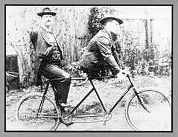 И велосипедисты...
