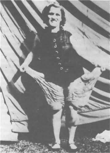 Собственно говоря, мiss Agnes Schmidt страдала тем же самым заболеванием...