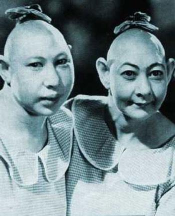 Яйцеголовые... Эти люди работали во всех цирковых жанрах...