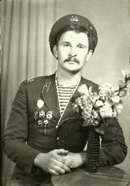 Федор Добронравов
