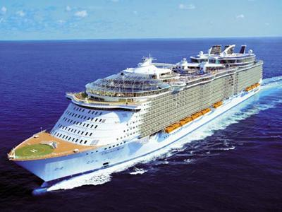 1. Oasis of the Seas