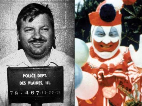 Гейси-младший изнасиловал и убил 33 молодых человека. Разлагающиеся тела почти всех жертв психопат хранил у себя в подвале. Примечательно, что он часто работал клоуном на различных праздниках.