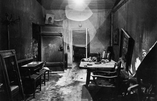Бункер, в котором покончил с собой Гитлер