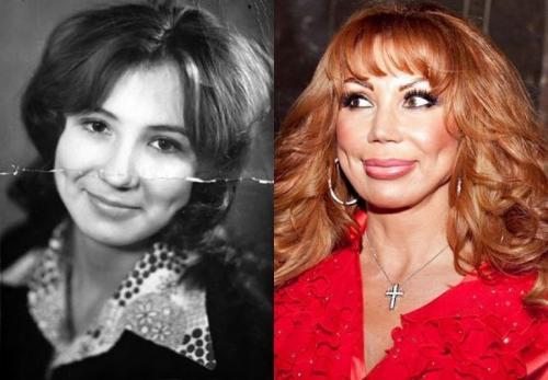 Сейчас в Распутиной практически невозможно узнать никому не известную юную сибирячку Аллу Агееву.
