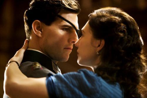 """Дебют Кэрис ван Хоутен в Голливуде состоялся в 2008 году с историческим боевиком «Операция """"Валькирия""""», в котором она сыграла немку — жену героя Тома Круза"""