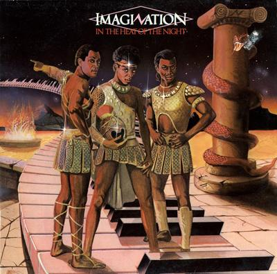 Imagination - «In the Heat of the Night» (1982)