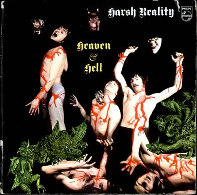 Harsh Reality - «Heaven & Hell» (1969)