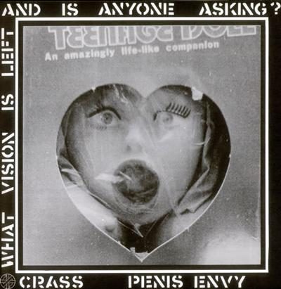 Crass - «Penis Envy» (1981)