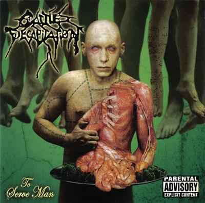 Cattle Decapitation - «To Serve Man» (2002)