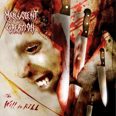 Malevolent Creation - «The Will to Kill» (2002)