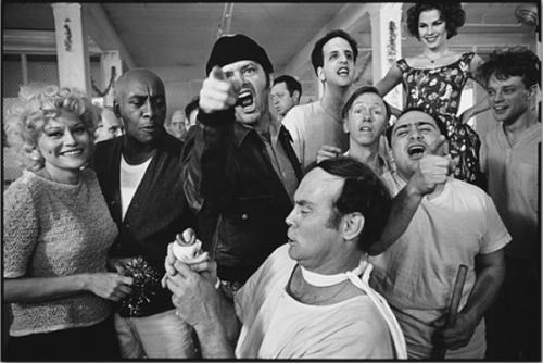 ���� �������� (Jack Nicholson) �� ������� One Flew Over the Cuckoo's Nest, 1974