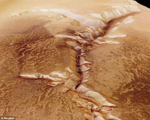 Ученые считают, что если когда-либо на Марсе существовала жизнь, то она вполне могла сохраниться в изолированных от внешней среды углублениях под грунтом. Доказано, что земные бактерии могут выжить даже при самых губительных экологических условиях - среди вулканов и в ядерных реакторах.