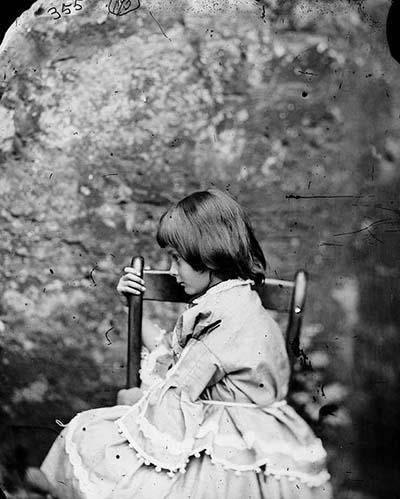 Настоящая Алиса из Cтраны чудес