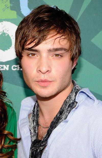 23-летний Эд  Вествик (Ed Westwick) играет в группе «The Filthy Youth».