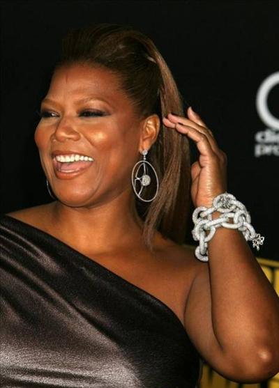 Куин Латифа (Queen Latifah), 40 лет