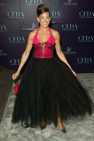 Сара Джессика Паркер, CFDA Fashion Awards, 2004 год.