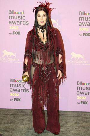 Шер, Billboard Music Awards, 2002 год.