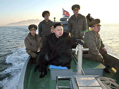 Северная Корея привела ракеты в боевую готовность и целится в США